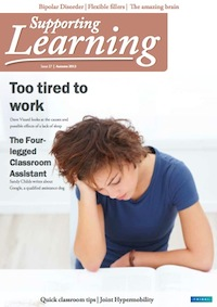 Supporting Learning cover