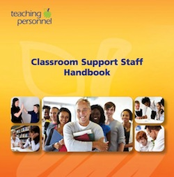 teaching personnel handbook