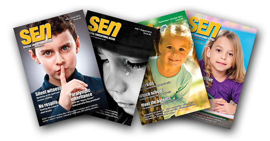 Sen Magazine covers